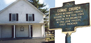 Comac Methodist Church