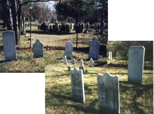 Comac Methodist Church Cemetery